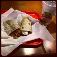 Photo taken at Don Tortaco Mexican Grill by Dr. Adam P. Z. on 10/8/2012