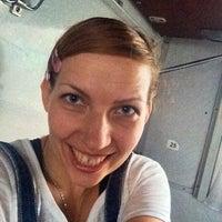 Photo taken at поезд477 by Ирина П. on 8/19/2014