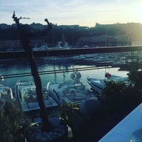 Photo taken at Port Palace Hotel Monte Carlo by Naim on 12/15/2015
