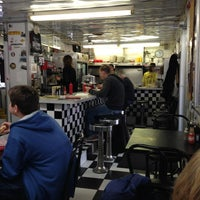Photo taken at Fleetwood Diner by James G. on 12/19/2012