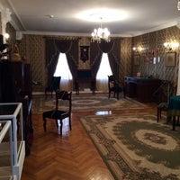 Photo taken at Музей Пушкина by Bekzhan S. on 3/9/2014