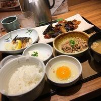 Photo taken at ごはん処 やよい軒 菊川店 by YUTA[イトウユウタ] R. on 3/11/2018