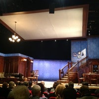 Photo taken at Lucille Lortel Theatre by Alexandra L. on 10/23/2012