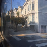 Photo taken at SF MUNI - 24 Divisadero by cbcastro on 3/31/2017