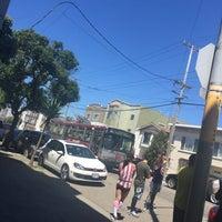 Photo taken at SF MUNI - 31 Balboa by cbcastro on 5/15/2016