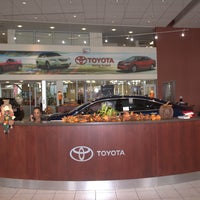 Photo taken at Alamo Toyota by Alamo Toyota on 12/16/2013
