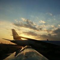 Photo taken at Istanbul Atatürk Airport (IST) by Zeljka B. on 11/17/2013