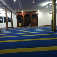 Photo taken at Masjid Kg. Contoh. by Ahmad Fadhil A. on 7/27/2014