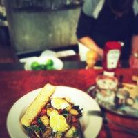 Photo taken at Subeez Cafe Restaurant Bar by Geoffrey B. on 9/30/2012