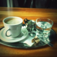 Photo taken at Subeez Cafe Restaurant Bar by Geoffrey B. on 9/22/2012