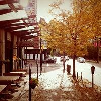Photo taken at Subeez Cafe Restaurant Bar by Geoffrey B. on 10/28/2012