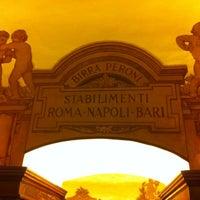 Foto scattata a L'Antica Birreria Peroni da Tomer il 9/19/2012