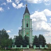 Photo taken at Браиловский Свято-троицкий женский монастырь by Yu T. on 6/1/2015