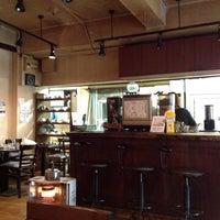 Photo taken at コーヒー亭 岡ビル本店 by @damatsucon .. on 3/5/2013
