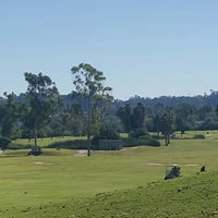Photo taken at Admiral Baker Golf Course by Jeffery L. on 11/8/2015
