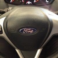Photo taken at Ford Veys-Vanclooster by Jochen D. on 5/28/2014