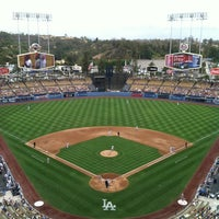 Photo taken at Dodger Stadium by Paul G. on 6/30/2013