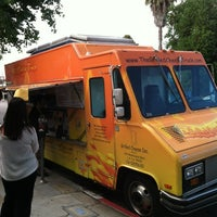 Photo taken at The Grilled Cheese Truck by Paul G. on 11/10/2012