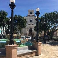 Photo taken at Catedral San Felipe Apóstol by Pedro I. on 11/15/2016
