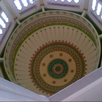 Photo taken at Masjid Al Hikmah Cunda by Deddy Z. on 7/30/2013