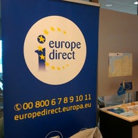 Photo taken at EDIC - Europe Direct Information Centre Emmen by Wian on 1/22/2014