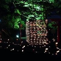 Photo taken at 八坂神社 by コリン(ズ) on 11/7/2015