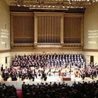 1/20/2013 tarihinde Christine K.ziyaretçi tarafından Symphony Hall'de çekilen fotoğraf