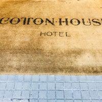 Das Foto wurde bei Cotton House Hotel Barcelona von Margarita M. am 5/3/2018 aufgenommen