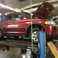 Photo taken at Guanacos Auto Repair by Debrah S. on 2/19/2014