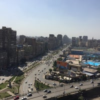 Photo taken at Sphinx Square by Mohammad K. on 3/8/2016