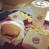 Photo taken at Burger King by Pipit A. on 8/22/2013