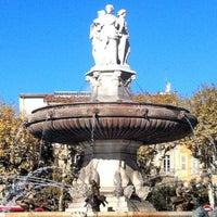 Photo taken at La Rotonde by Géraldine P. on 11/3/2012