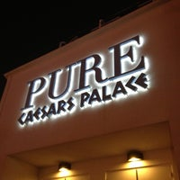 Photo taken at PURE Nightclub by Melz Y. on 11/3/2012