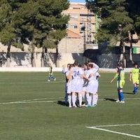 """Photo taken at Campo de Futbol   Antonio Martinez """"El Morao"""" by jose carlos g. on 1/6/2013"""