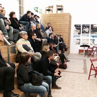 Photo taken at Impact Hub Siracusa by Vincenzo D. on 3/6/2014
