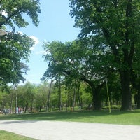 "Photo taken at Parcul Copiilor ""Ion Creangă"" by Mihaela S. on 4/28/2013"