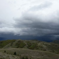 Photo taken at Monte Calvo by Goffredo P. on 5/3/2014