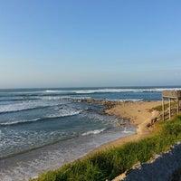 Photo taken at West Beach by Susanna L. on 6/18/2014