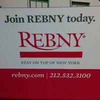 Photo taken at REBNY by Corinne P. on 1/7/2015