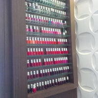 Photo taken at Serendipity Nails by Corinne P. on 3/9/2014