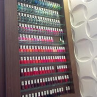 Photo taken at Serendipity Nails by Corinne P. on 1/23/2014