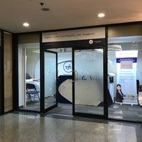 Photo taken at VFS - Joint Visa Application Centre (Austria   Croatia   Czech Republic   Italy   Singapore   Spain) by Linglyy on 2/16/2018