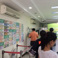 Photo taken at K79 Currency Exchange by Linglyy on 4/9/2016