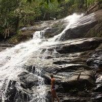 Photo taken at Ton Chong Fah Waterfall by Анюта П. on 11/27/2016