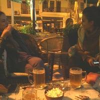 Photo taken at akyaka anchor bar by İrem A. on 11/16/2013