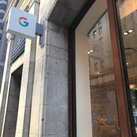 Photo taken at Google New York by Ady T. on 11/2/2017