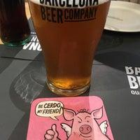 Foto tomada en Barcelona Beer Company Taproom por Diego A. el 10/12/2016