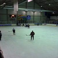 Photo taken at Ледовый Стадион by Evg K. on 4/25/2014