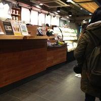 Photo taken at Starbucks by Heesoo C. on 12/27/2012