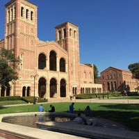 Photo taken at UCLA by Yasin D. on 10/30/2014